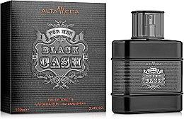 Духи, Парфюмерия, косметика Alta Moda Black Cash - Туалетная вода