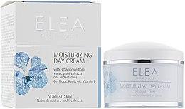 Духи, Парфюмерия, косметика Увлажняющий дневной крем для нормальной кожи - Elea Professional Skin Care Moisturizing Day Cream Normal Skin