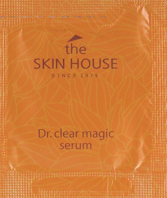 Сыворотка для проблемной кожи - The Skin House Dr.Clear Magic Serum (пробник)