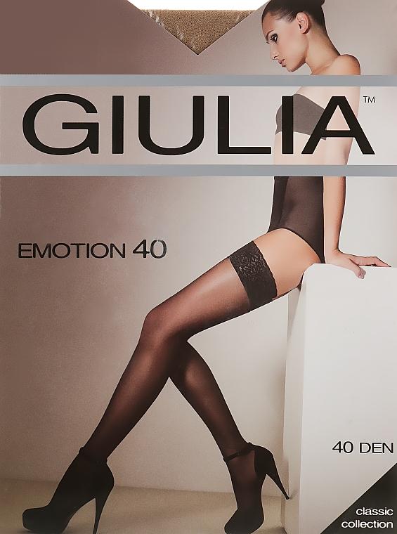 """Чулки для женщин """"Emotion"""" 40 Den, daino - Giulia"""