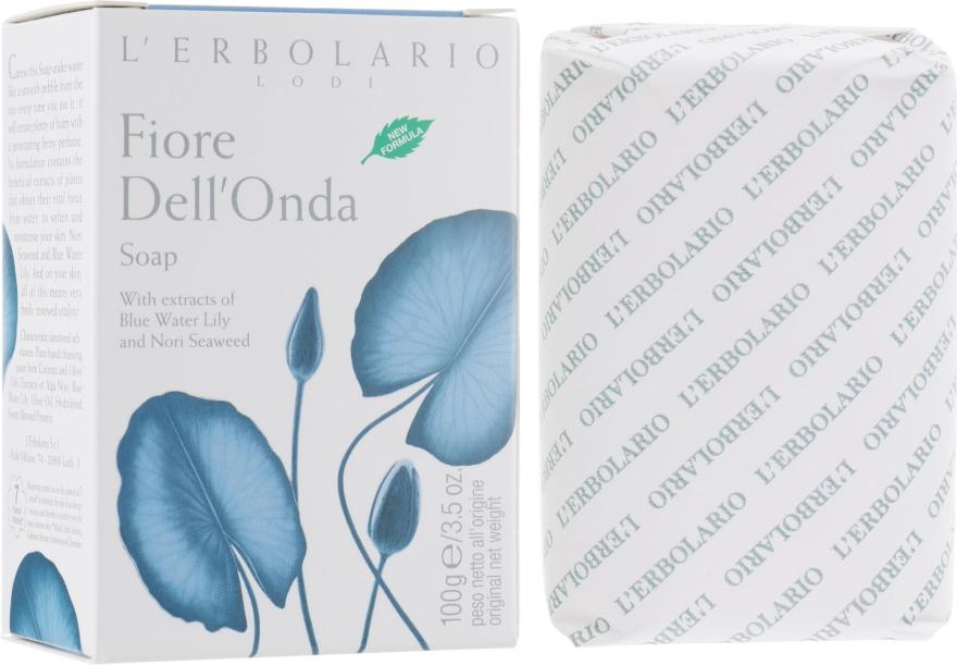 "Душистое мыло ""Голубой лотос"" - L'Erbolario Sapone Fiore dell'Onda"