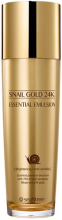 Духи, Парфюмерия, косметика Эмульсия омолаживающая с 24K золотом и экстрактом улитки - SeaNtree Snail Gold 24K Essential Emulsion
