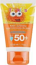 Духи, Парфюмерия, косметика Солнцезащитный крем для детей SPF50+ - Floslek Sun Protection Cream For Kids SPF50+