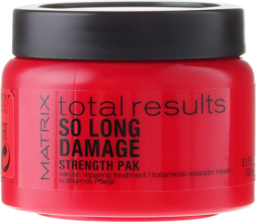 Интенсивная маска для волос - Matrix Total Results So Long Damage Mask