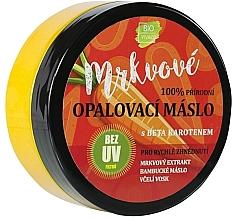 Духи, Парфюмерия, косметика Солнцезащитный крем - Vivaco Bio Carrot Suntan Butter