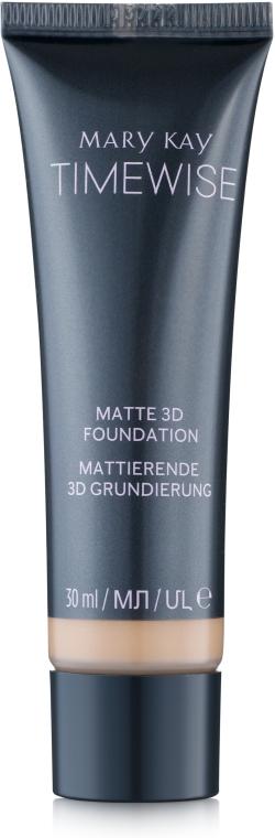 Матовая тональная основа - Mary Kay Timewise Matte 3D Foundation