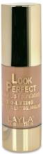 Духи, Парфюмерия, косметика Антивозрастная тональная основа - Layla Cosmetics Look Perfect Foundation