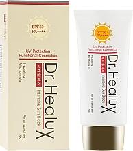 Духи, Парфюмерия, косметика Крем для лица солнцезащитный - Dr. Healux Intensive Sun Block SPF50+/PA++++