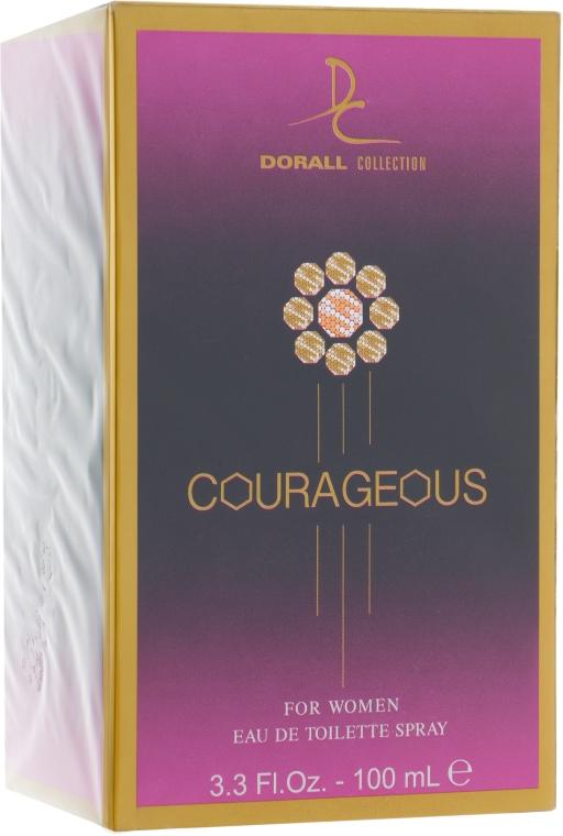 Dorall Collection Courageous - Парфюмированная вода