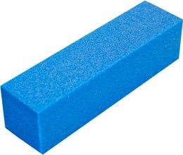 Духи, Парфюмерия, косметика Баф полировочный четырехсторонний, синий, 180 - Nails Molekula