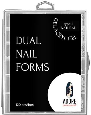Верхние формы для наращивания - Adore Professional
