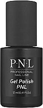 Парфумерія, косметика Гель-лак для нігтів - PNL Professional Nail Line Gel Polish