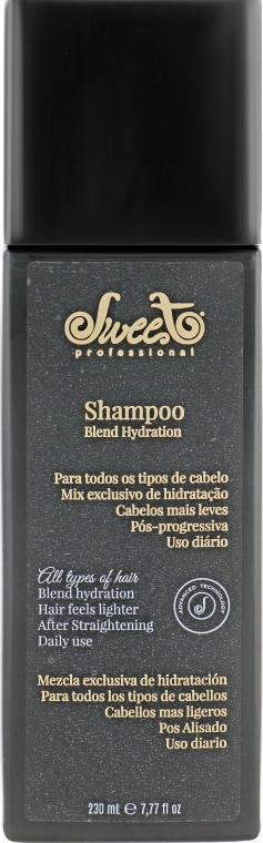 Шампунь увлажняющий - Sweet Professional Lovely Blend Hydration Shampoo