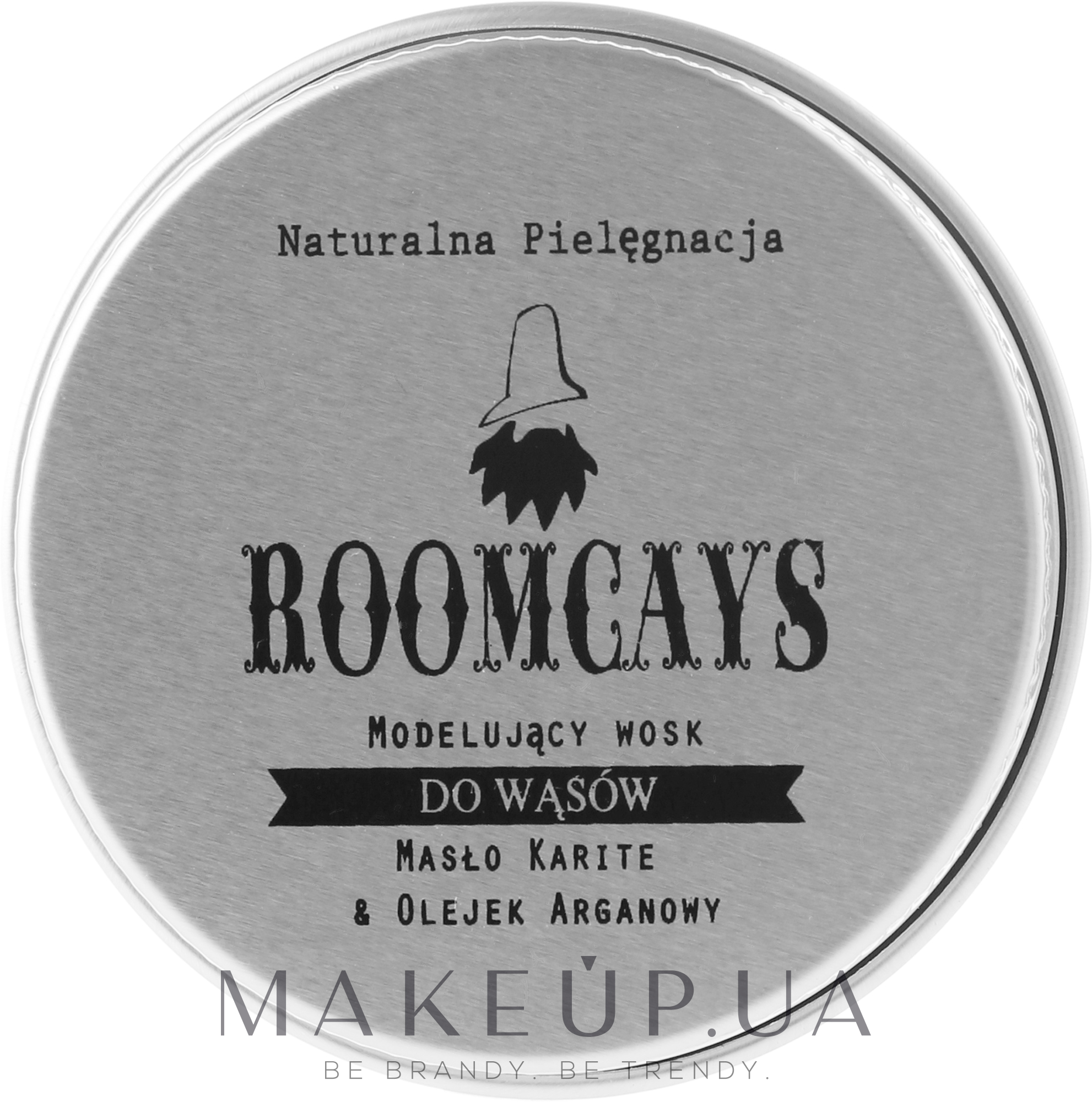 Воск для бороды и усов - Avenir Cosmetics Roomcays — фото 30g