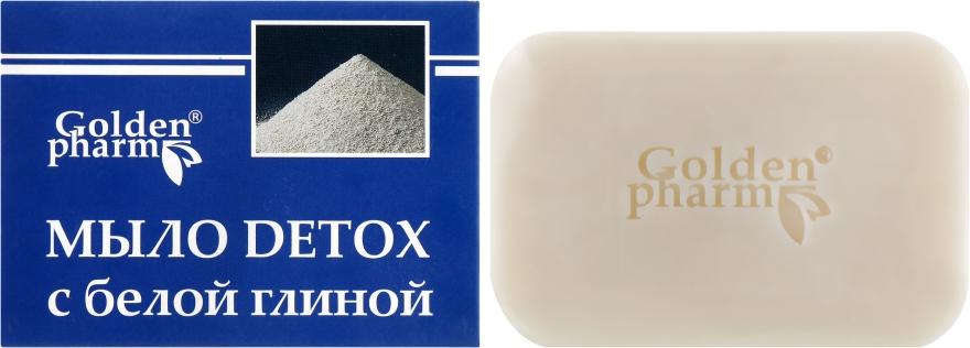 Мыло с белой глиной - Голден-Фарм
