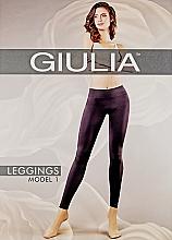 """Духи, Парфюмерия, косметика Леггинсы для женщин """"LEGGINGS 1"""", deep navy - Giulia"""