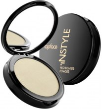 Духи, Парфюмерия, косметика Пудра-хайлайтер для лица - Topface Instyle Highlighter Powder