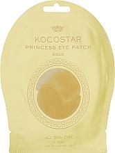 Духи, Парфюмерия, косметика Гидрогелевые патчи для глаз, золотые - Kocostar Princess Eye Patch Gold