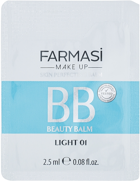 Тональный ВВ крем - Farmasi All in One Beauty Balm 7 in 1 (пробник)