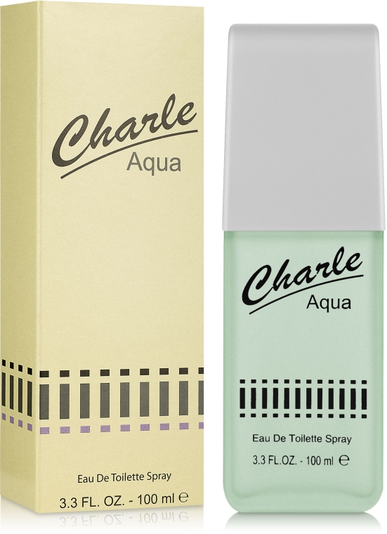 Jaywir Trading Charle Aqua - Туалетная вода — фото N1