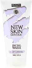 Духи, Парфюмерия, косметика Гель для умывания - Beauty Formulas New Skin Glycolic Facial Wash