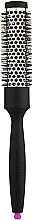 Духи, Парфюмерия, косметика Щетка - Acca Kappa Tourmaline comfort grip black (38/25 мм)
