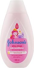 """Духи, Парфюмерия, косметика Кондиционер для волос """"Блестящие локоны"""" - Johnson's® Baby"""