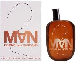 Духи, Парфюмерия, косметика Comme des Garcons 2 Man - Туалетная вода (тестер)
