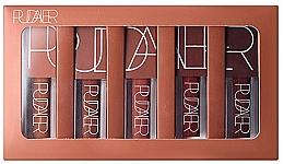 Духи, Парфюмерия, косметика Набор - Pudaier Long Lasting Matte Liquid (5x7ml)