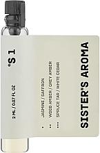 Парфумерія, косметика Sister's Aroma 1 - Парфумована вода (пробник)