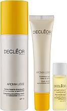 Духи, Парфюмерия, косметика Набор - Decleor Smooth Yourself Beautiful Anti-Wrinkle Gift Set Worth (f/cr/50ml + eye/cr/15ml + serum/5ml)