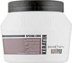 Парфумерія, косметика Маска з кератином для волосся - KayPro Special Care Keratin Mask