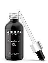Масло косметическое - Joko Blend Squalane Oil — фото N2