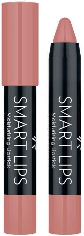 Помада-карандаш для губ - Golden Rose Smart Lips Moisturising