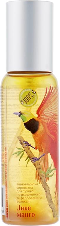 Відновлювальна сироватка  - Vigor Shampoo — фото N3
