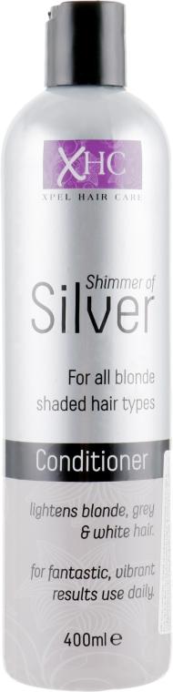 Xpel Marketing Ltd Shimmer of Silver Conditioner - Кондиционер для светлых волос: купить по лучшей цене в Украине | Makeup.ua