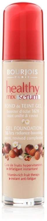 Тональный крем-гель - Bourjois Healthy Mix Serum
