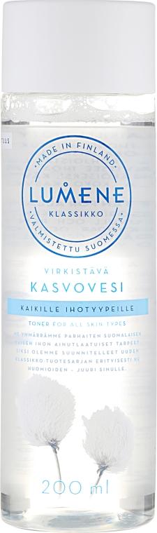 Освежающий тоник для всех типов кожи - Lumene Klassikko Refreshing Toner