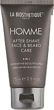 Духи, Парфюмерия, косметика Эмульсия после бритья для ухода за кожей лица и бороды - La Biosthetique Homme After Shave Face & Beard Care Salon Size