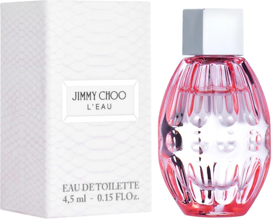 Jimmy Choo L'Eau - Туалетная вода (мини)