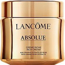 Духи, Парфюмерия, косметика Восстанавливающий крем для лица с насыщенной текстурой - Lancome Absolue Regenerating Brightening Rich Cream