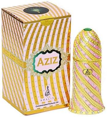 Khalis Aziz - Масляные духи