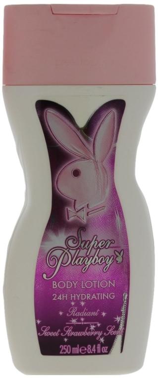 Playboy Super Playboy for Her - Лосьон для тела