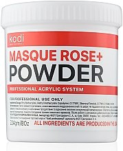 Парфумерія, косметика Акрилова пудра - Kodi Professional Masque Rose+ Powder