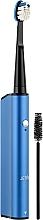 Парфумерія, косметика Електрична звукова зубна щітка, сапфір - Jetpik JP 260-R Sonic Sapphire