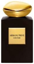 Духи, Парфюмерия, косметика Giorgio Armani Cuir Noir - Парфюмированная вода