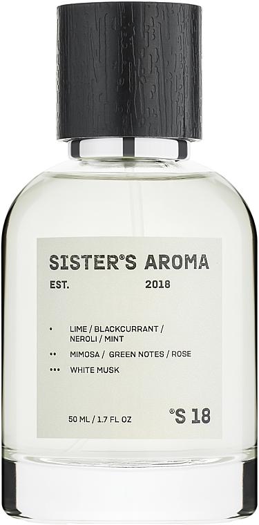 Sister's Aroma 18 - Парфюмированная вода
