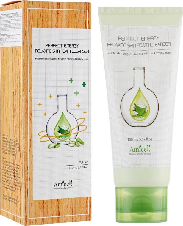 Очищающая пена - Amicell Perfect Energy Relaxing Skin