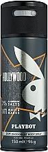 Духи, Парфюмерия, косметика Playboy Playboy Hollywood - Дезодорант