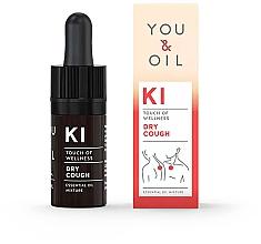 Духи, Парфюмерия, косметика Смесь эфирных масел - You & Oil KI-Dry Cough Touch Of Wellness Essential Oil